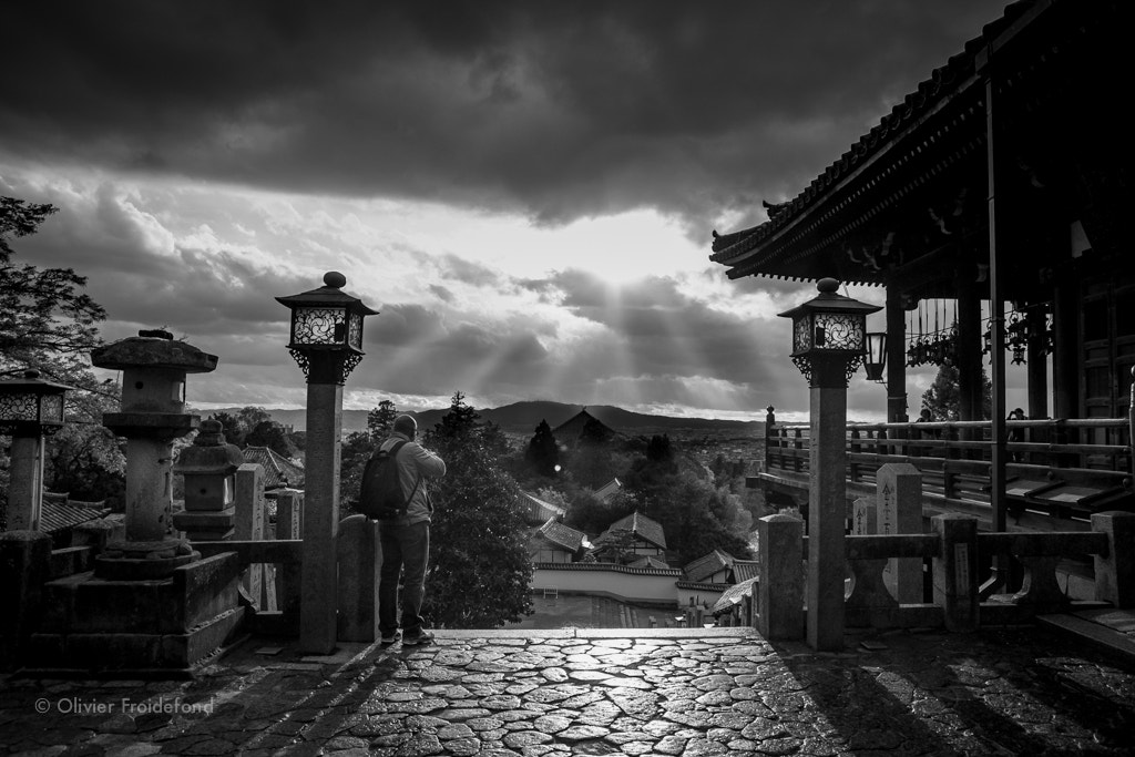 Photograph last day in Kyoto by olivier froidefond on 500px