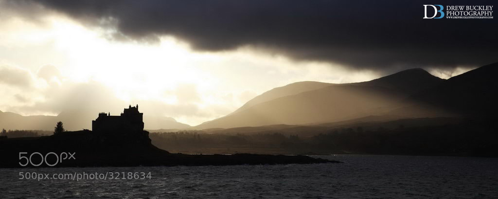 Photograph Duart Castle Mull by Drew Buckley on 500px