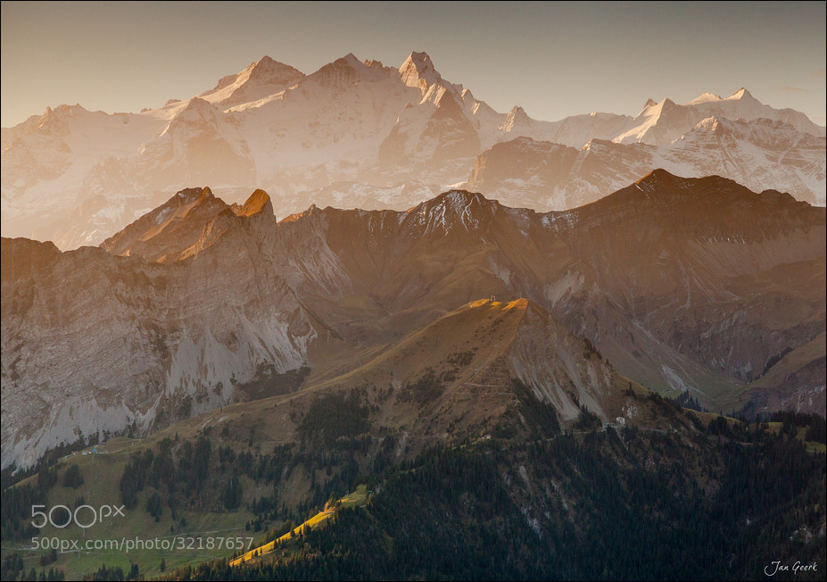 Photograph Mountains by Jan Geerk on 500px