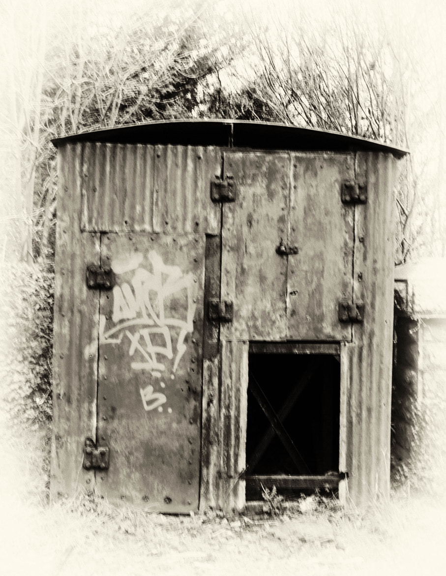 Photograph Old Shed by Tom Harpur on 500px