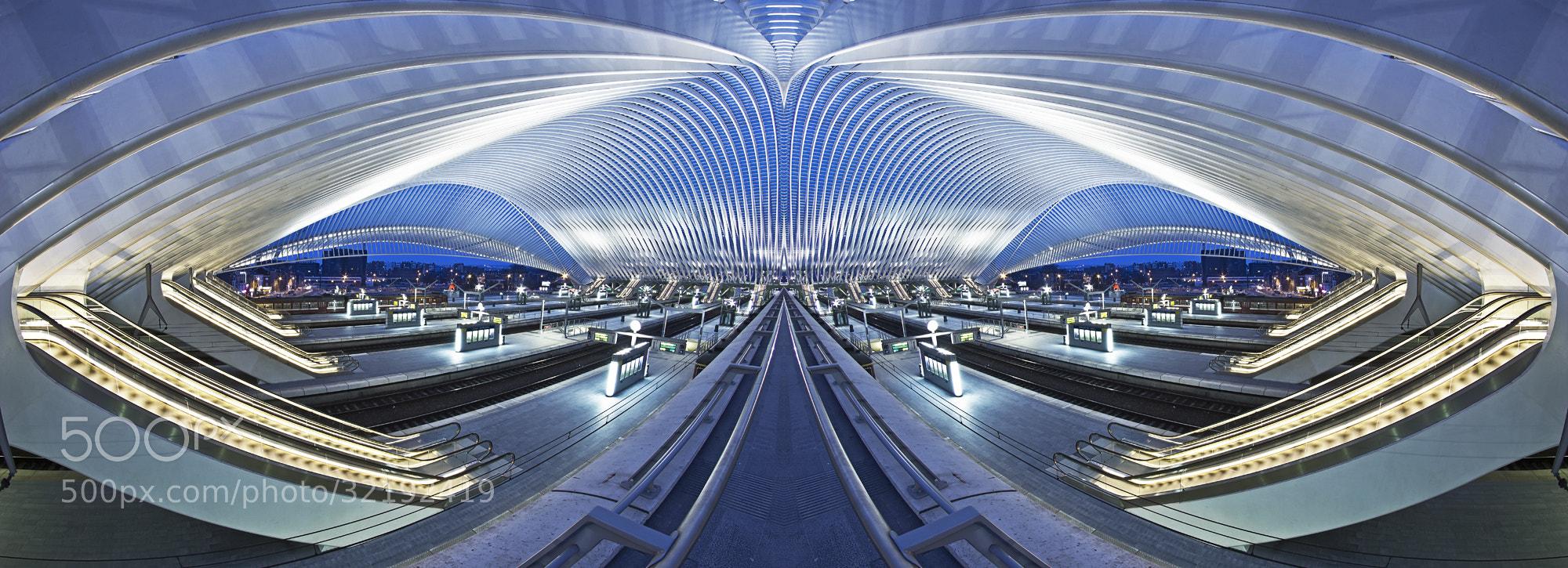 Photograph Calatravanism LXX - interpretation by Arnd Gottschalk on 500px