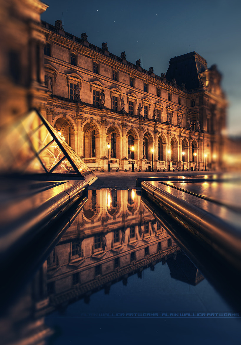 Photograph Reflections of the History by Alain Wallior on 500px