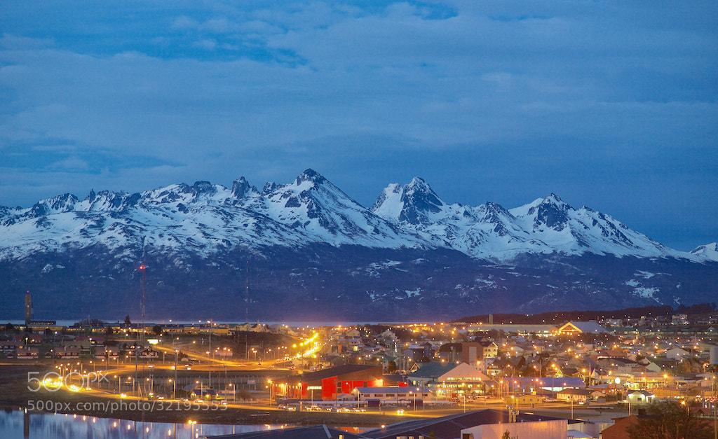 Photograph Ushuaia. Argentina. by Kot Basilio on 500px