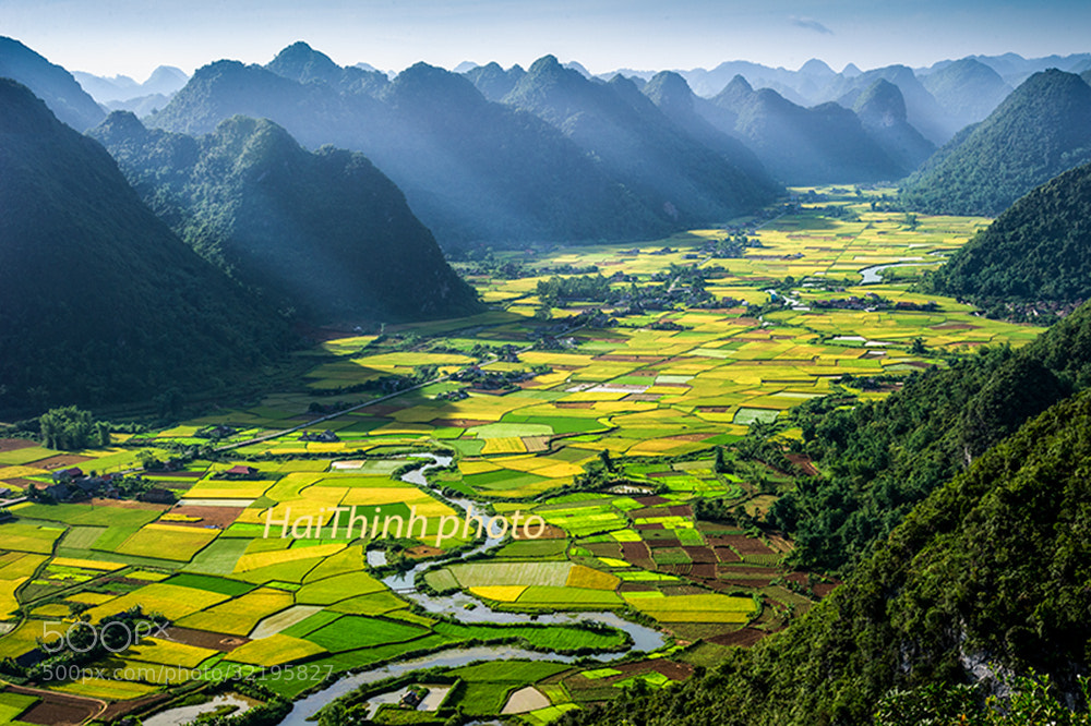 Photograph Morning in Bacson valley by Hai Thinh on 500px
