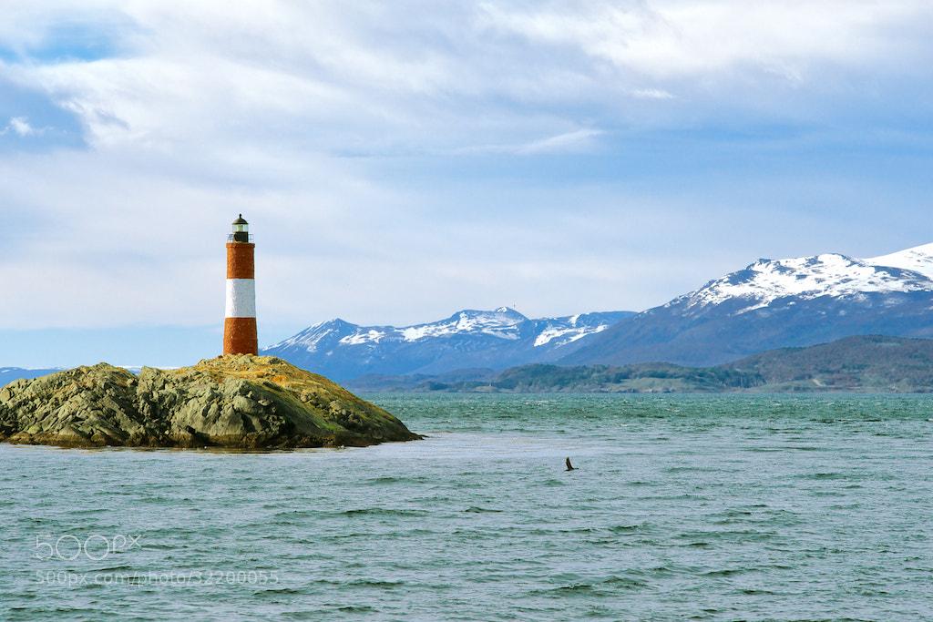 Photograph Faro Fin del Mundo. Ushuaia. Argentina. by Kot Basilio on 500px