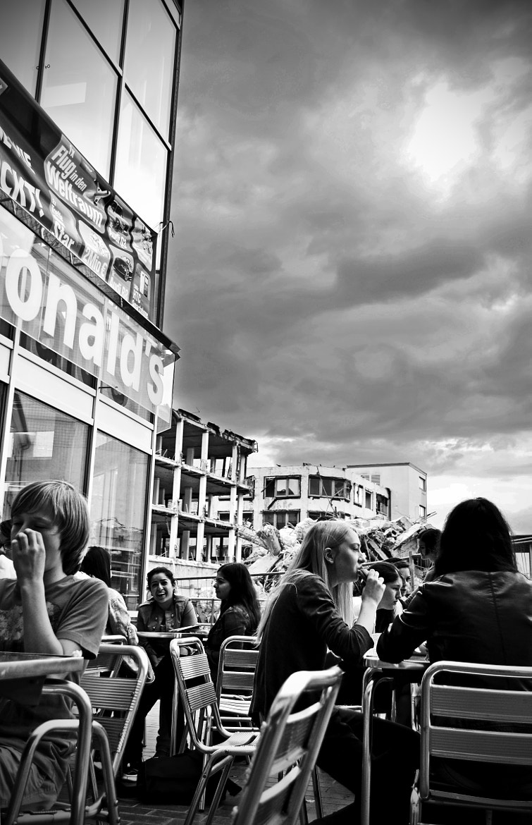 Photograph The Last Burger by Oliver Weigel on 500px