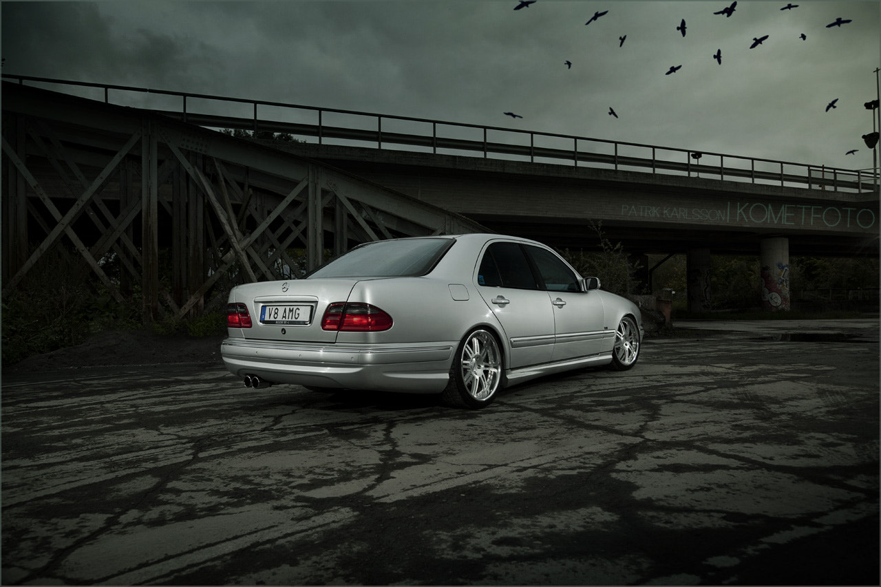 Photograph AMG E55 Supercharged by Patrik  Karlsson on 500px