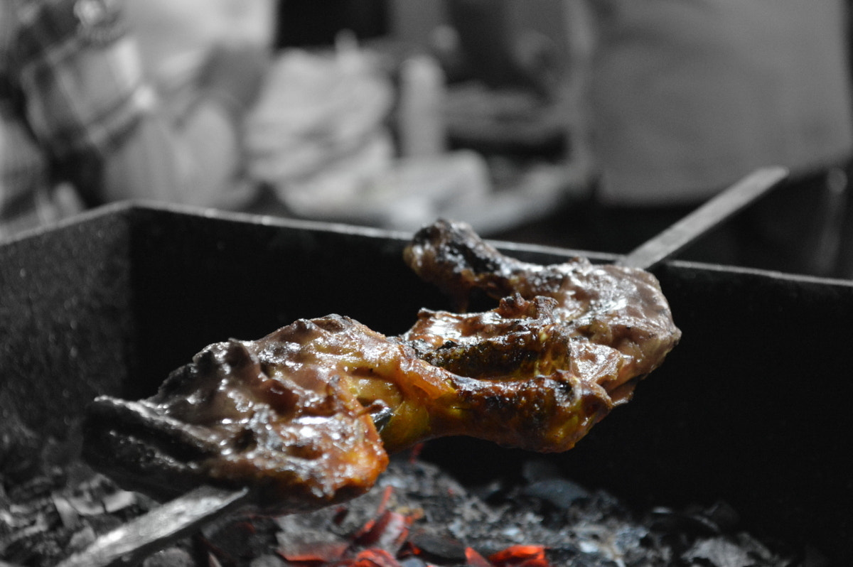 Photograph Chicken Tikka BBQ by Zayan  on 500px
