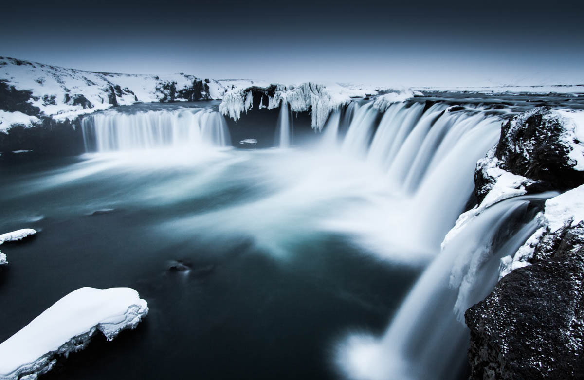 Photograph Waterfall of the Gods by Garðar Ólafsson on 500px