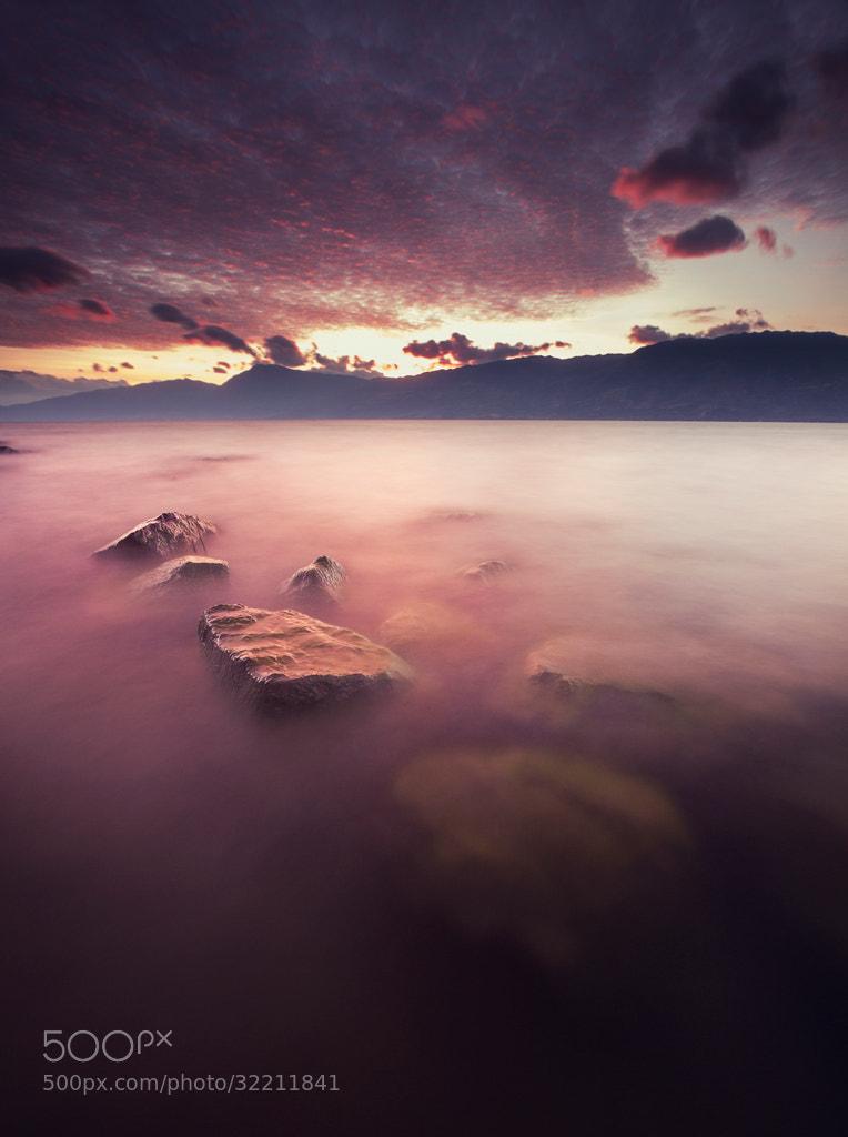 Photograph glory of dusk by adjie mooks on 500px