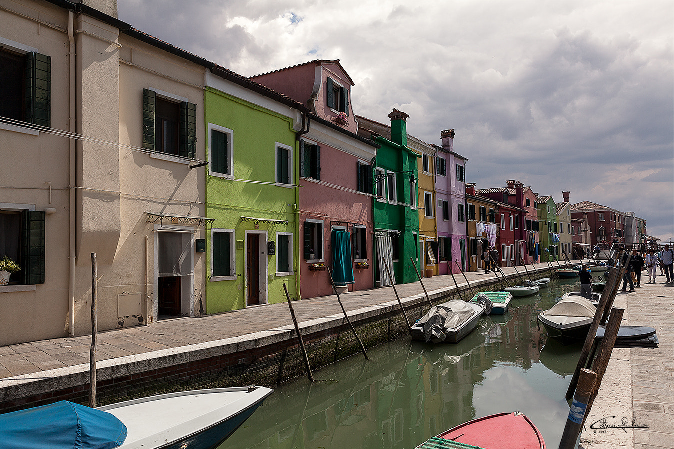 Photograph I colori di Burano by Giuliano Cattani on 500px
