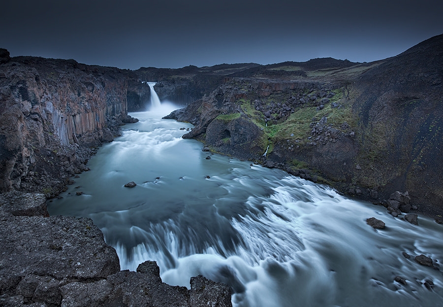 Photograph A River in the Night by samuel FERON on 500px