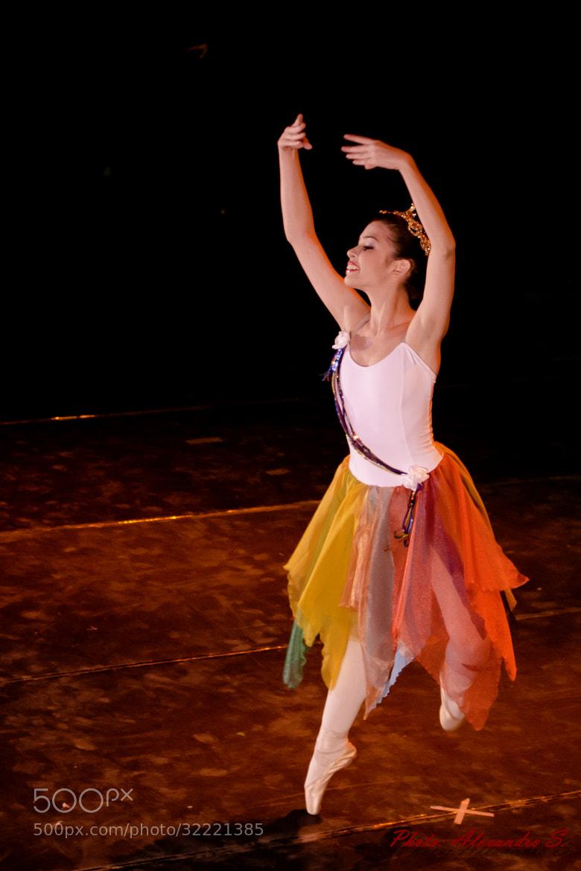 Photograph Ballet by Alexandro  Santos  on 500px