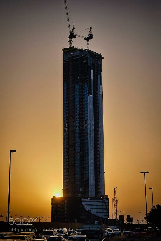 Photograph Abu Dhabi Sunset by world_image on 500px