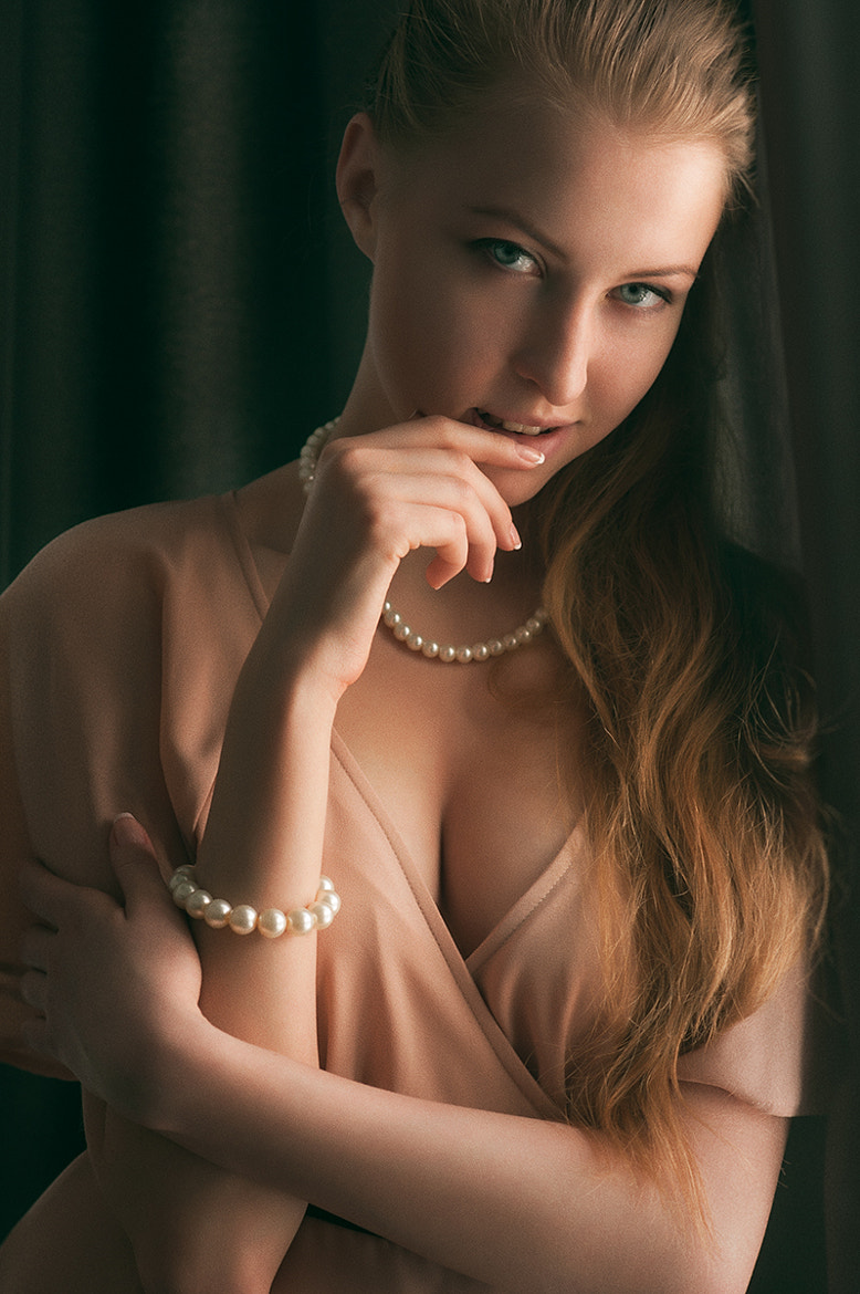Photograph Lady's story III by Alexander Sergeev on 500px