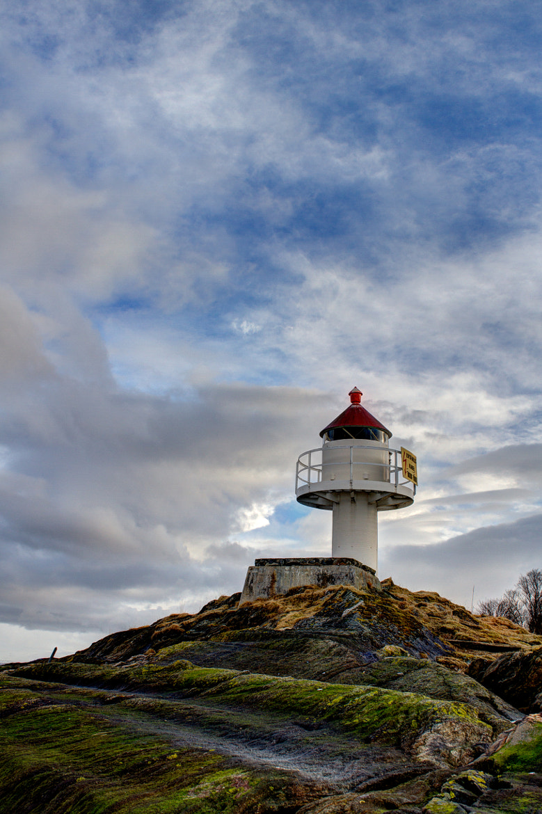 Photograph Tangodden fyr (Lighthouse) by Chris-André Paulsen on 500px