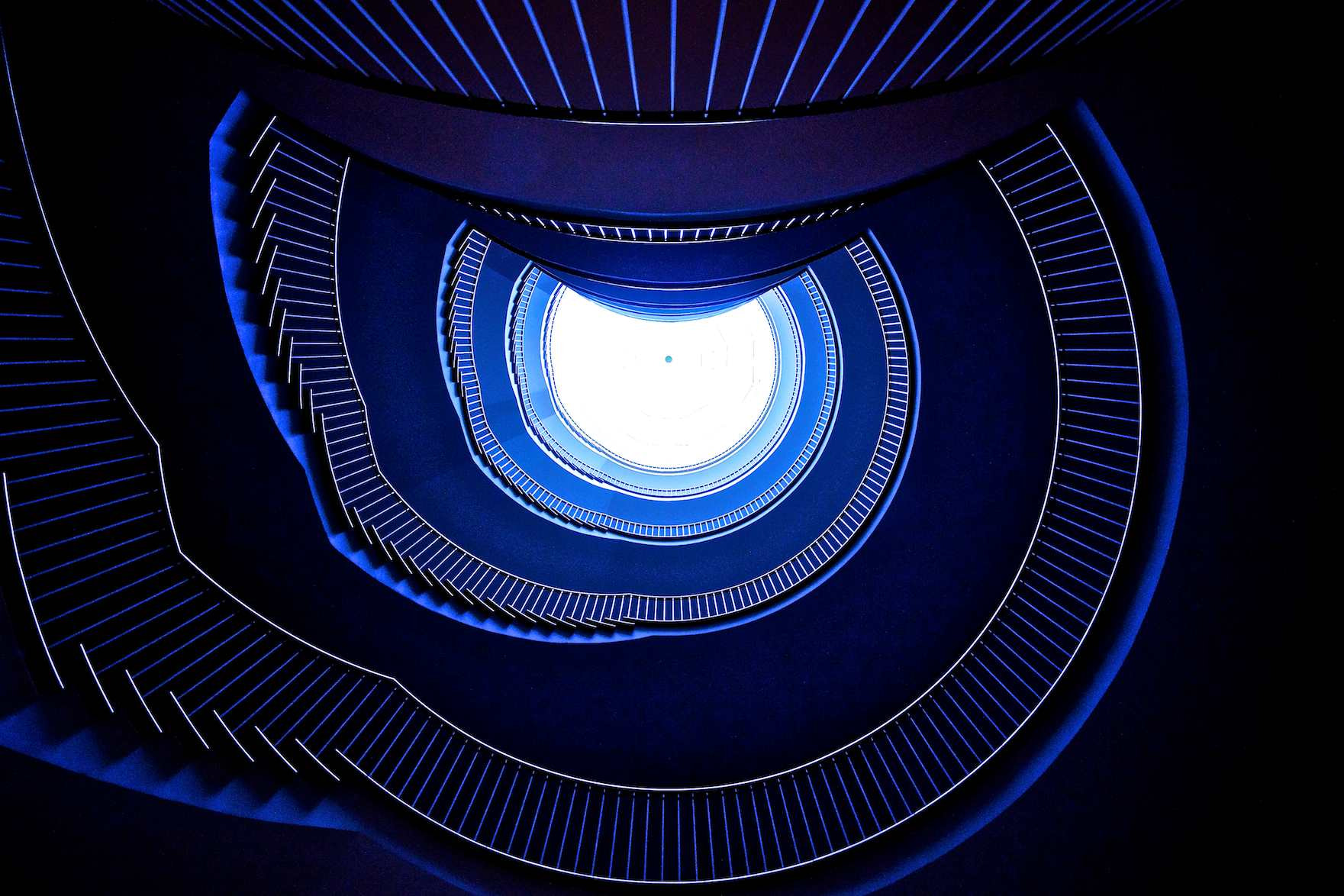 Photograph Staircase Abstraction II by Thomas Bonfert on 500px
