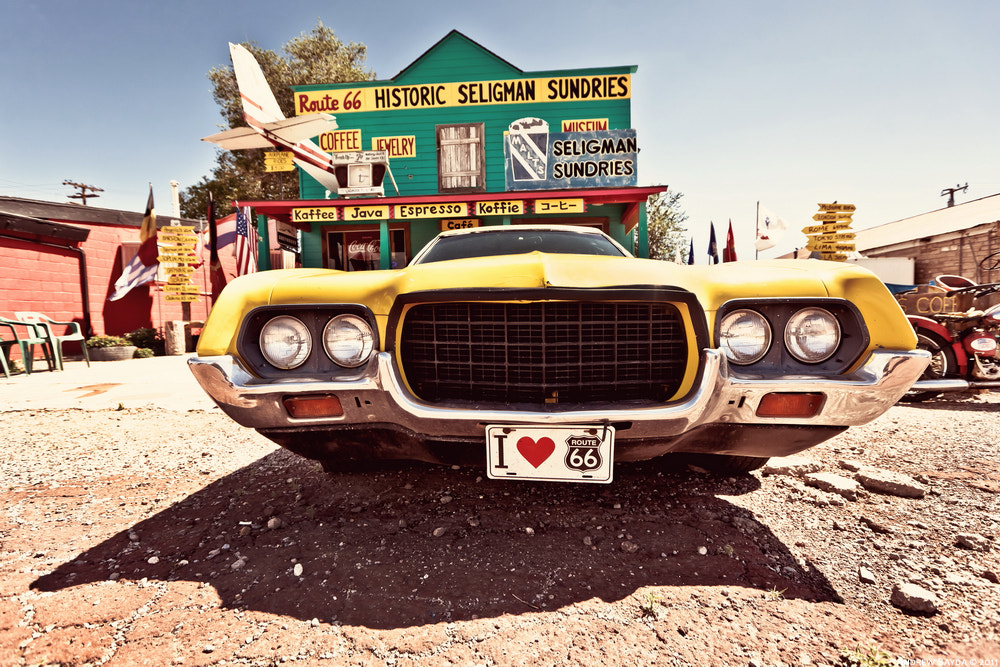 Photograph Radiator Springs by Andrew Bayda on 500px