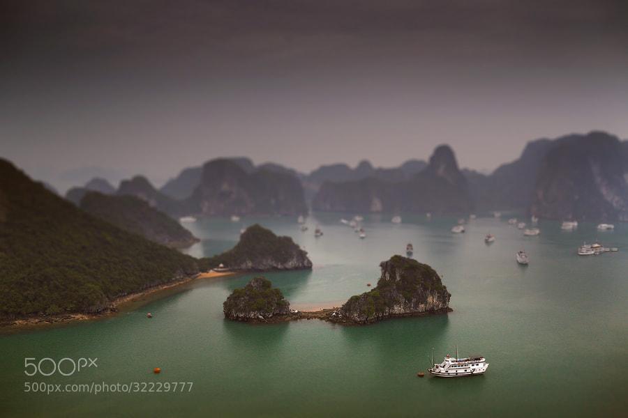 Photograph Halong Bay by Mark Podrabinek on 500px