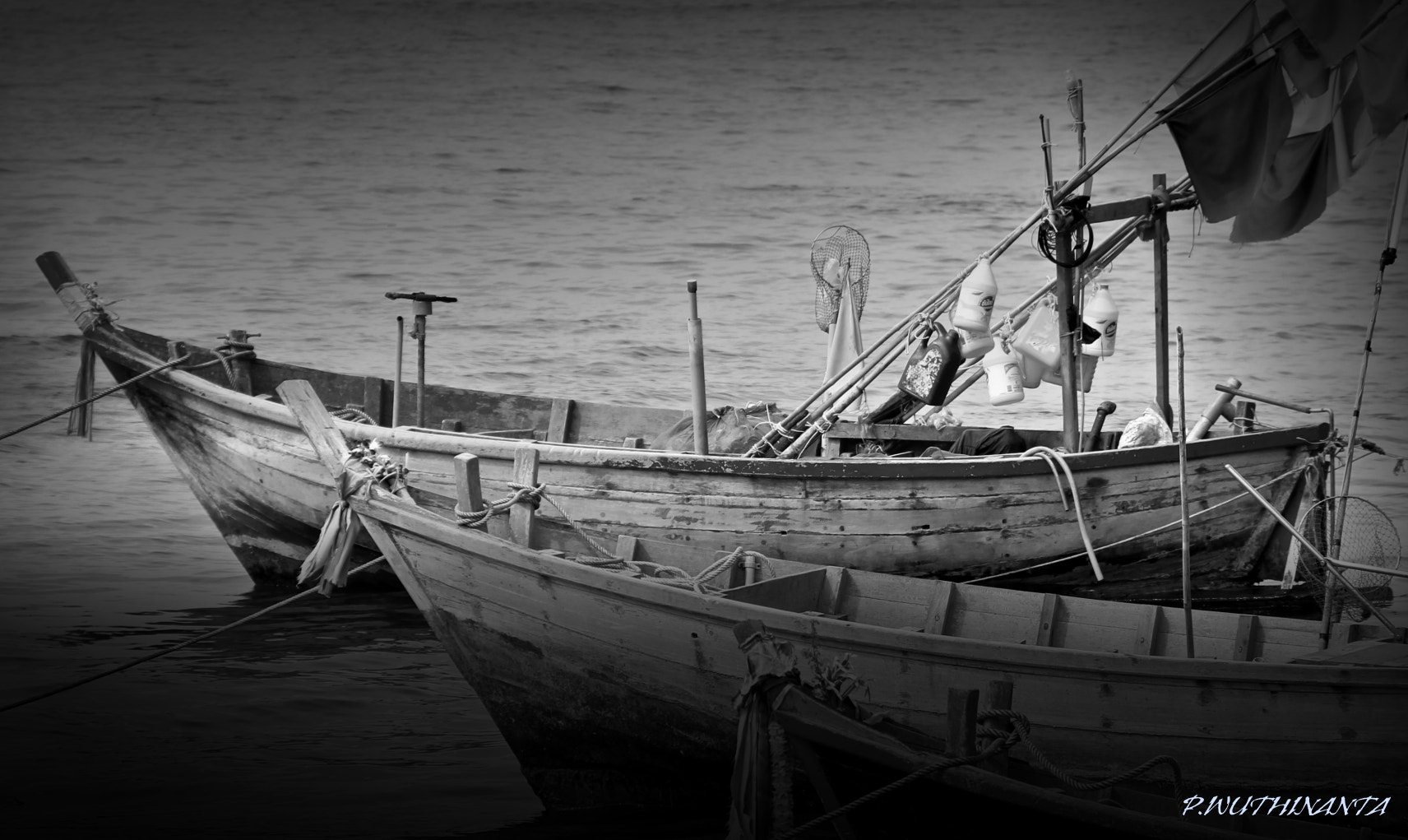 Photograph Local fishing boats. by Puthipong Wuthinanta on 500px