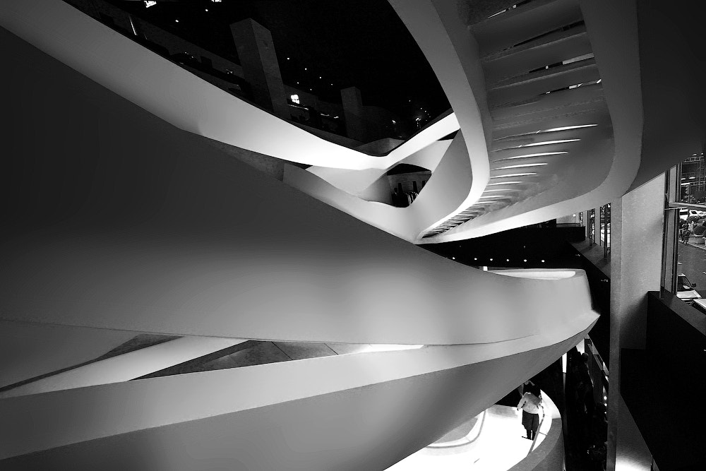 Photograph downupstairs by Andrew Nuzhnyy on 500px