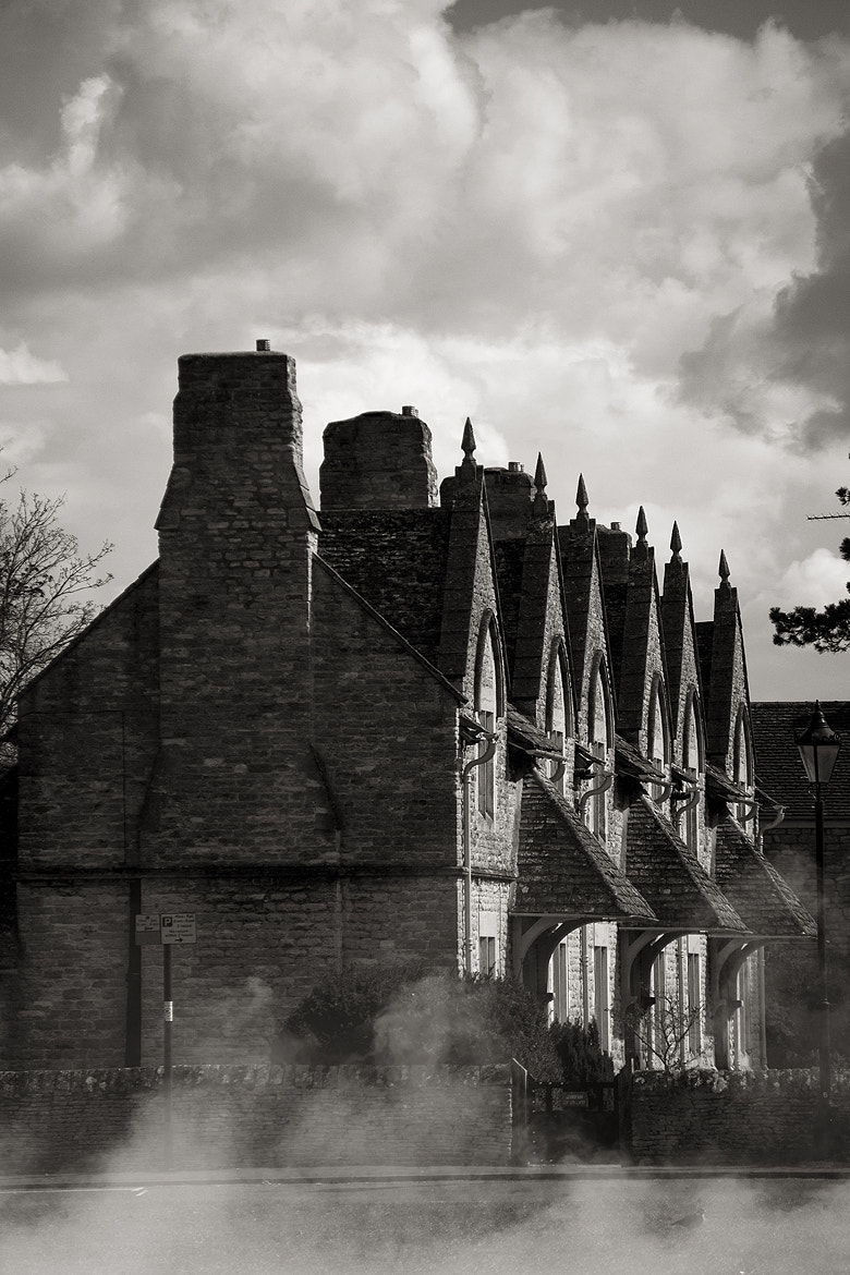 Photograph Church Houses by Audran Gosling on 500px