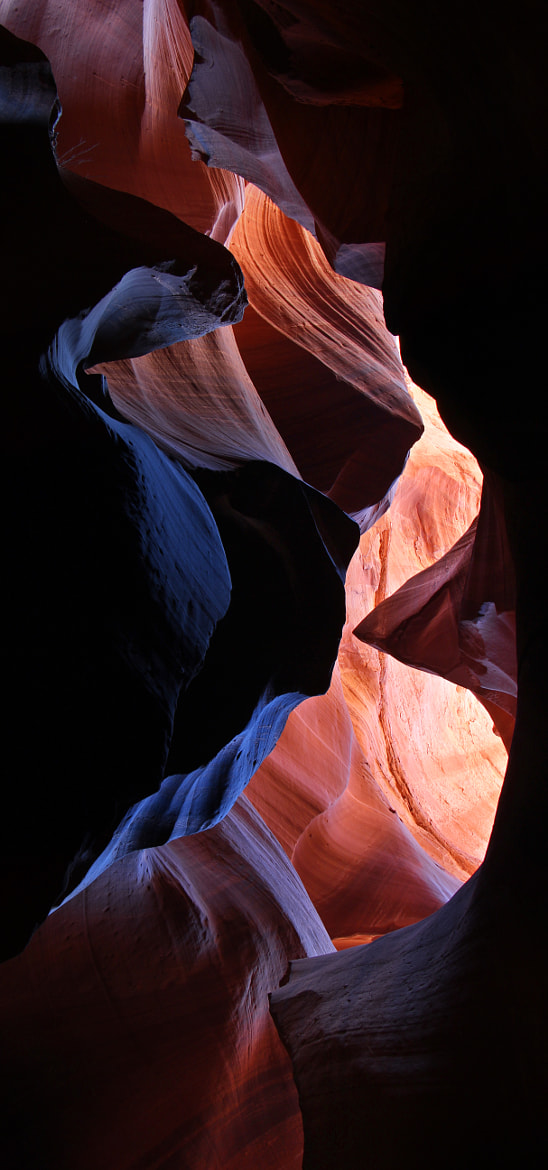 Photograph Obligatory Slot Canyon Image by Christian Madsen on 500px