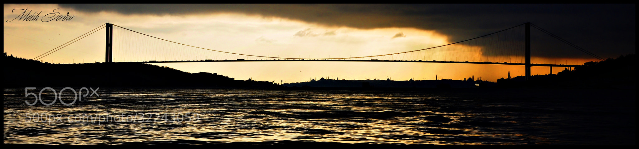 Photograph Bosphorus by Melih Gün on 500px