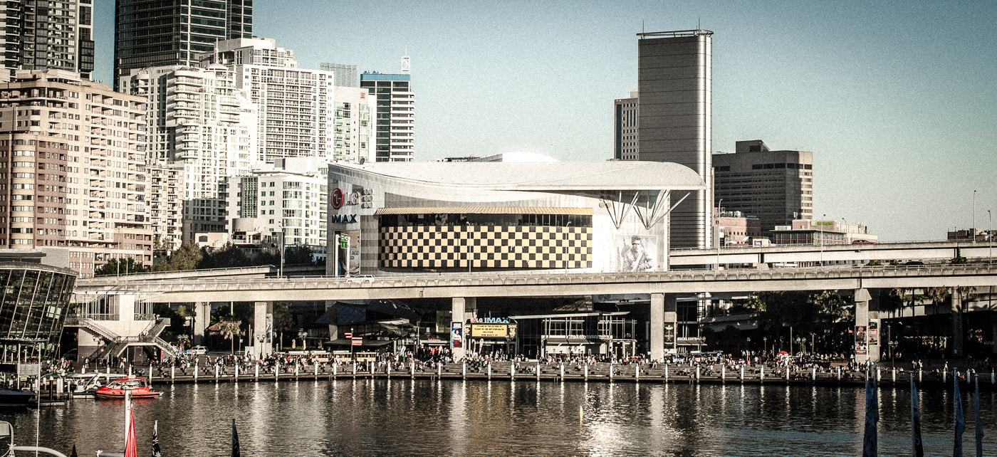 Photograph IMAX, Darling Harbour by zed1 on 500px