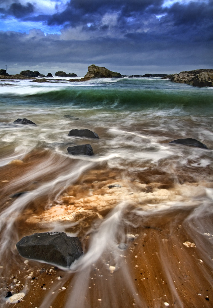 Photograph Ballintoy coast by Stephen Emerson on 500px