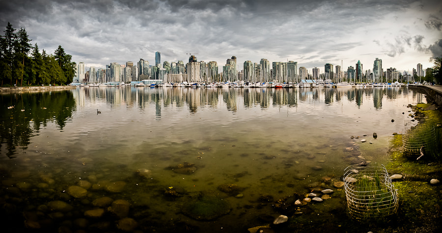 Photograph Vancouver I. by Tomas Pospichal on 500px