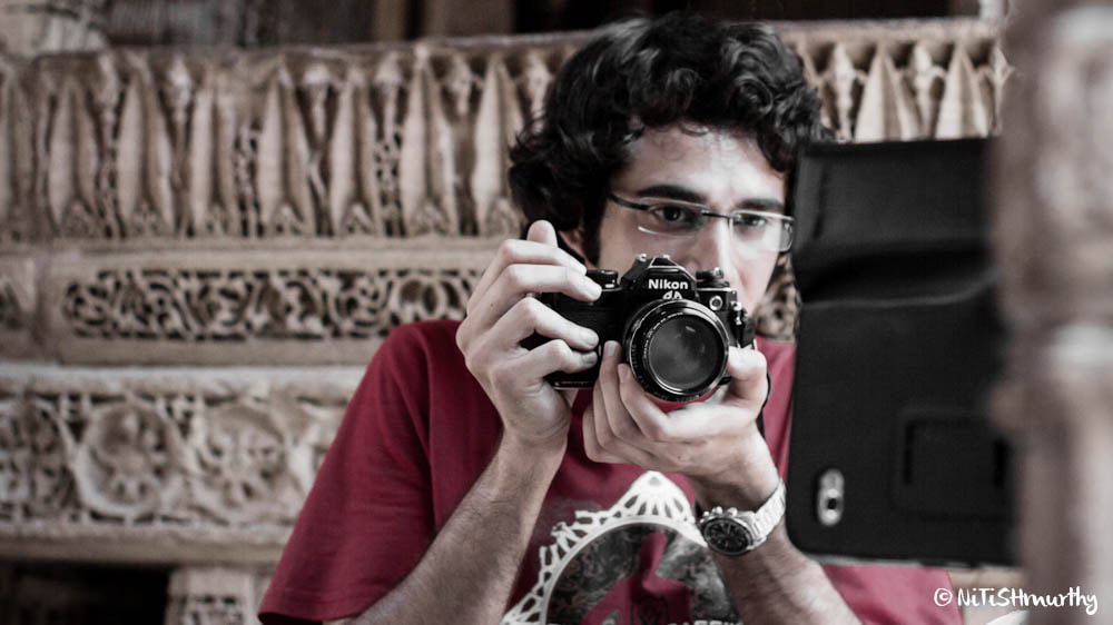 Photograph Cameraception by Nitish Murthy on 500px