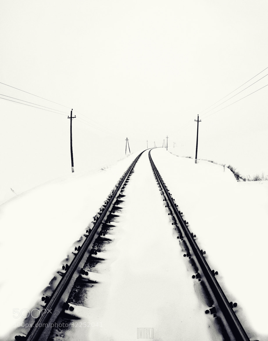 Photograph Road to nowhere by Dmitry Doronin on 500px