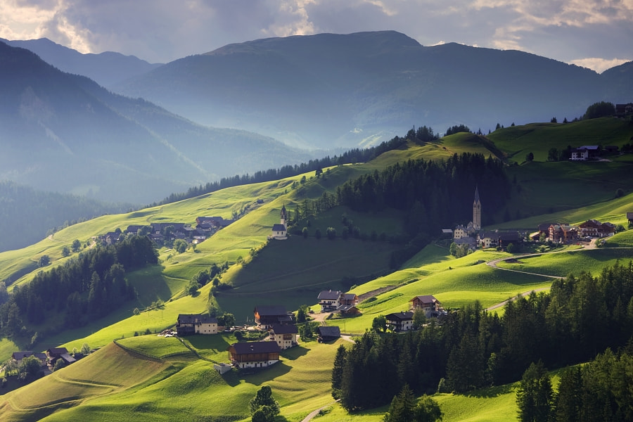 Photograph La Valle  by Daniel Řeřicha on 500px
