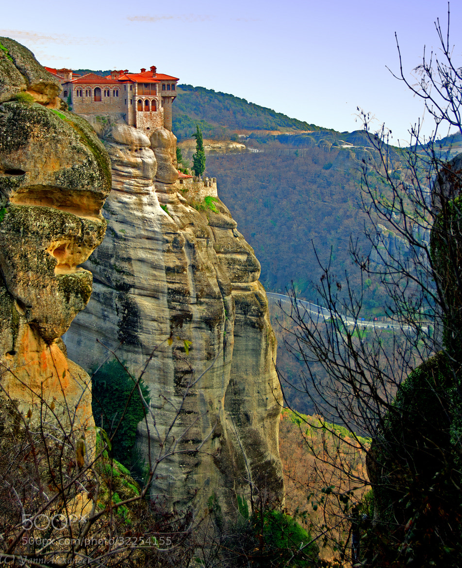 Photograph Meteora by Ioannis Alexander on 500px