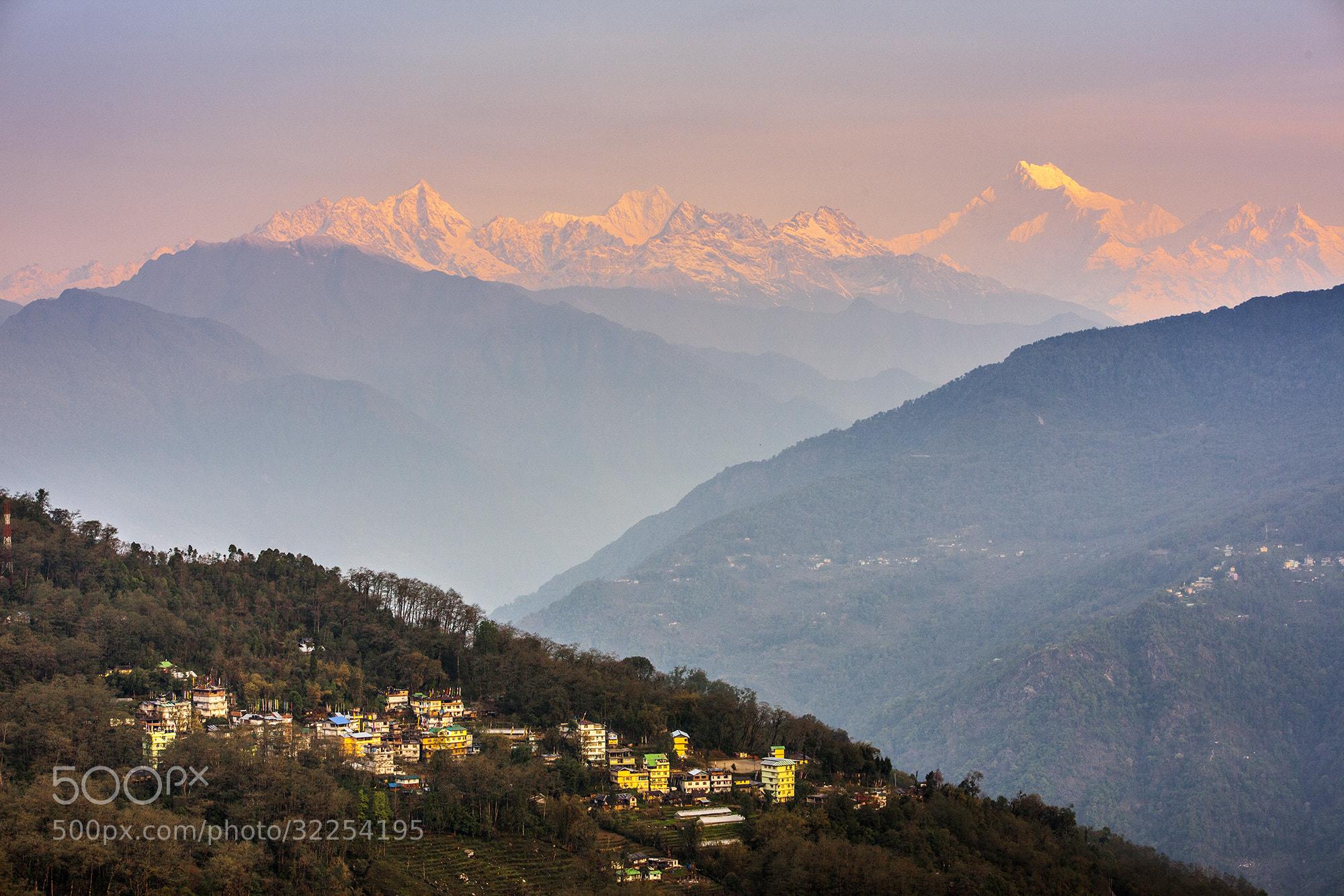 Photograph Himalayas. by apichart sripeng on 500px