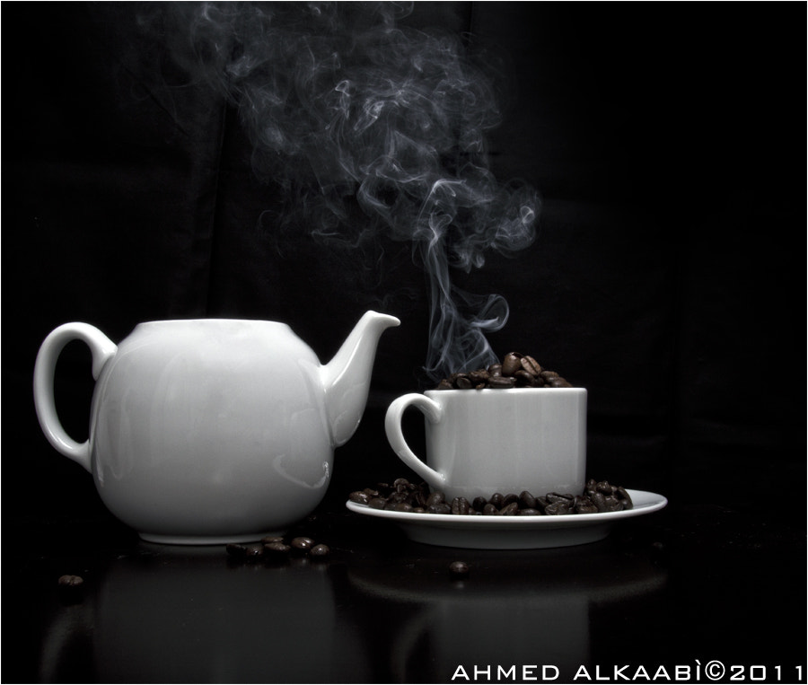 Photograph Coffee Time by Ahmed Alkaabi on 500px