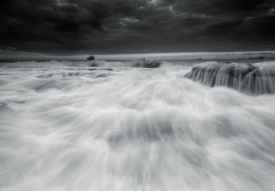 Photograph Dinamic Sea by Rumen Paisiev on 500px