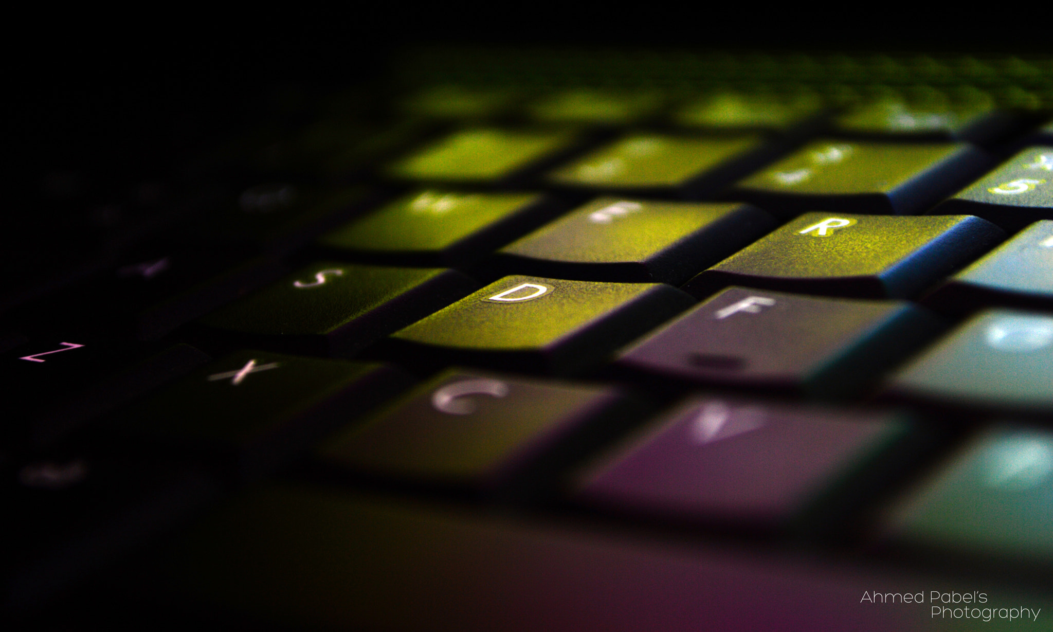 """Photograph Keyboard """"D"""" key by Ahmed Pabel on 500px"""