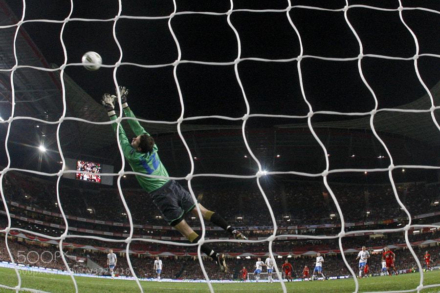 Portugal vs Bosnia, apuramento EURO 2012, 15 de Novembro de 2011, Estadio da Luz, Lisboa