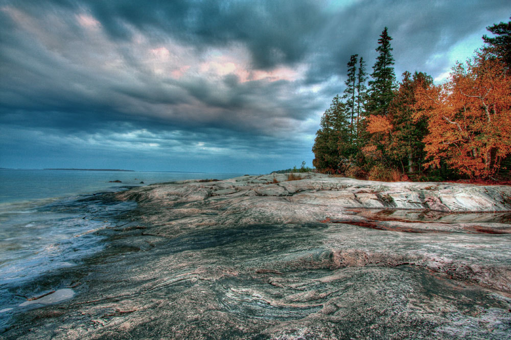 Photograph Morning on Lake Superior by Randy Hobson on 500px