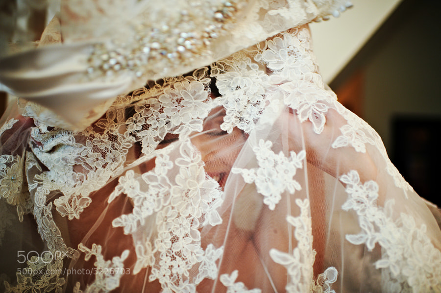 Photograph A Grin Through Lace by Ryan Brenizer on 500px