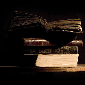 Libros viejos - Old books