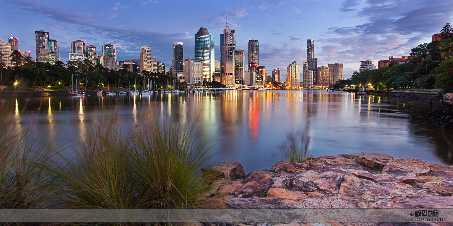 Photograph Brisbane Awakes by Tim McGuire on 500px