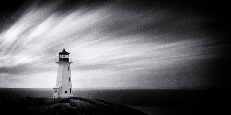 Photograph Peggy's Cove by Marc Koegel on 500px