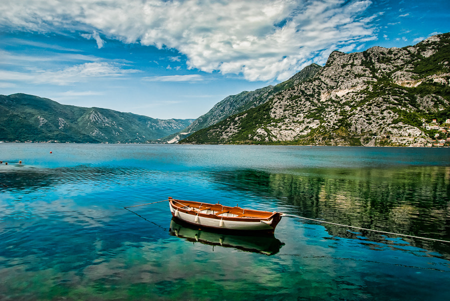 Photograph Boat by Jan Selski on 500px