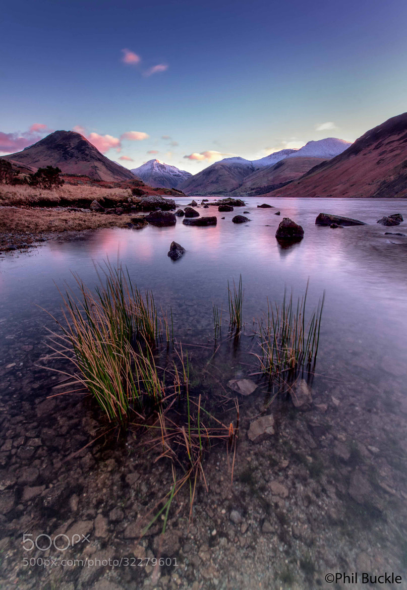 Photograph Wast Water by Phil Buckle on 500px