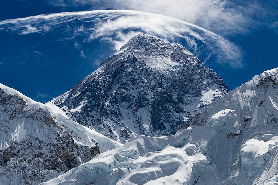 Photograph Everest by Alexey Zavodskiy on 500px