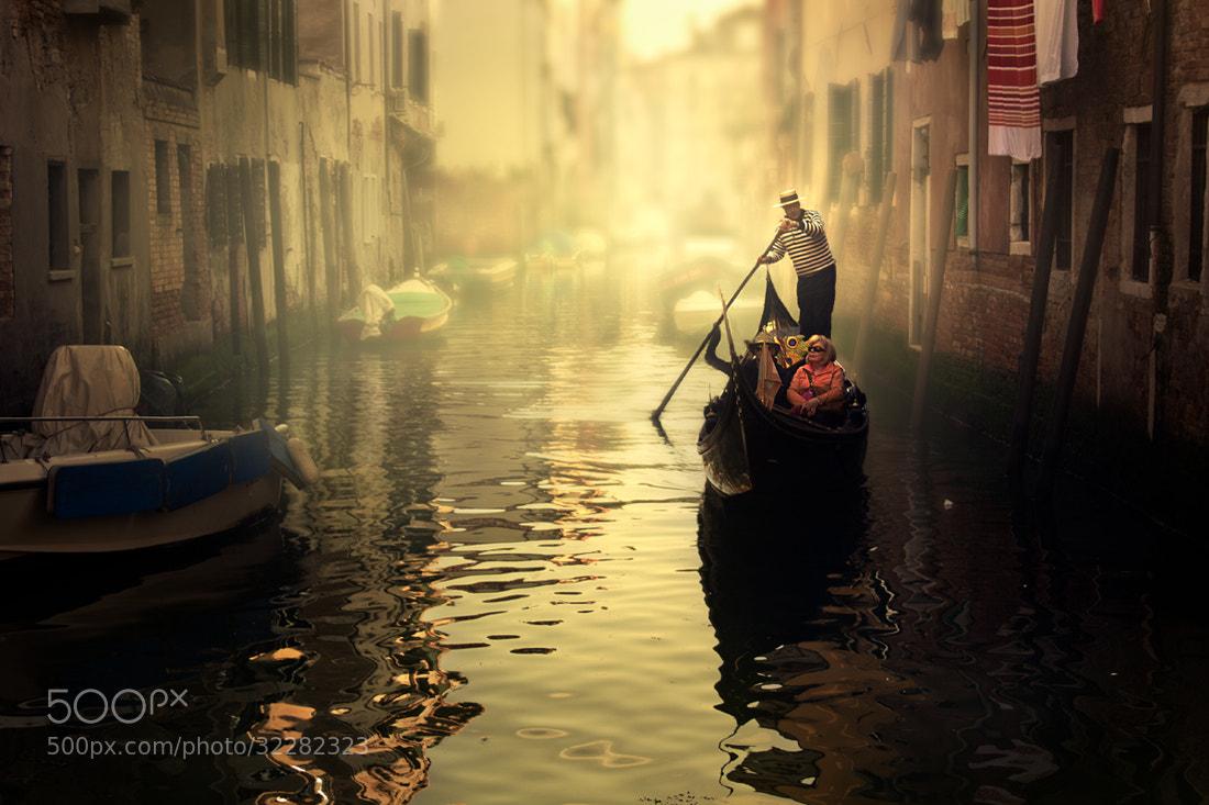 Photograph Strolling Venice by Cristina Ramos on 500px