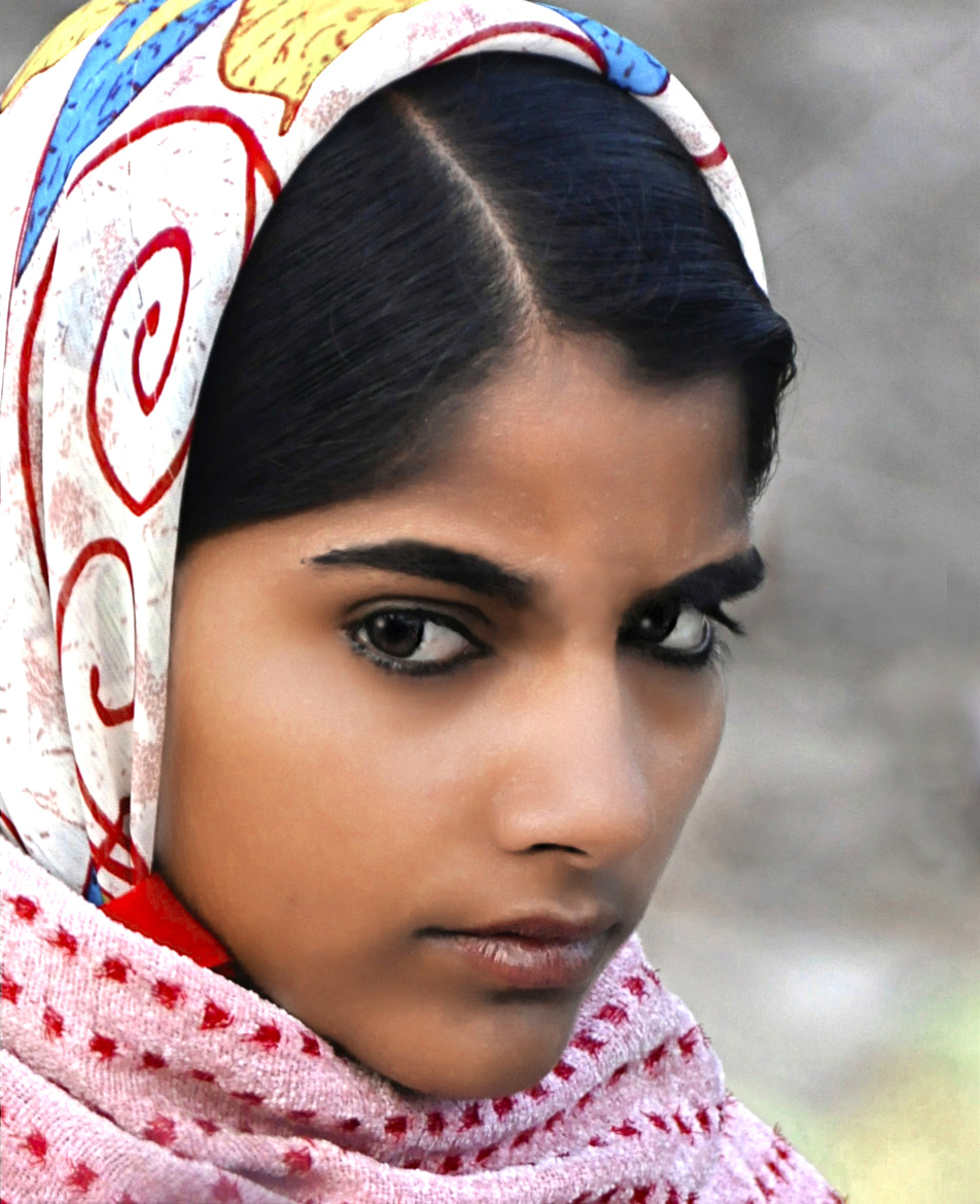 Photograph Young Indian woman by Joe Routon on 500px